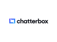 Chatterbox logo design