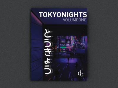 Tokyo Nights Magazine Cover