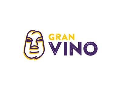 Gran Vino Brand Identity vector eshop winery wine branding brand identity minimalist logo design logo typography simple minimal