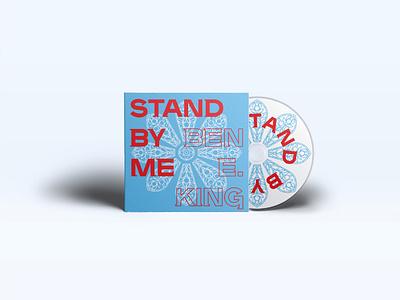 CD Cover vector minimalist typography simple minimal design cd artwork jewel case cd cover cd