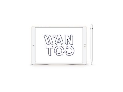 Wantoo logo design