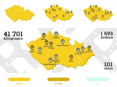 Simple Map Design
