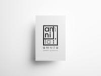 Logo design for Amnila