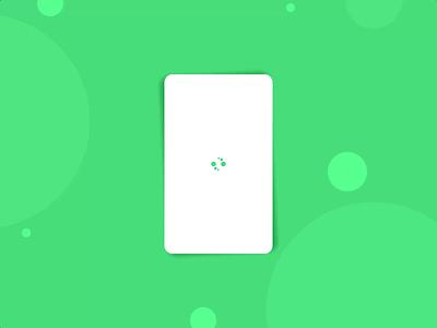 RecApp app design logo branding after effect design ui graphic design web uiux product