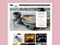Mepra The Luxury Art - Desktop