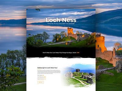 Turist Tour - Webflow tourism tour camping travel design web design ux responsive clean website webflow