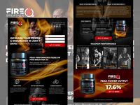 Fire Breather Muscle Supplement