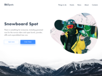 Snowboard Spot Page