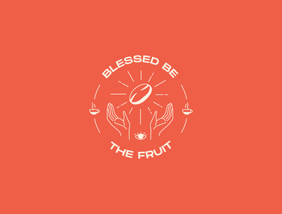 Blessed Be The Fruit - Shirt Print
