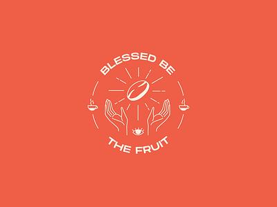 Blessed Be The Fruit - Shirt Print design illustration