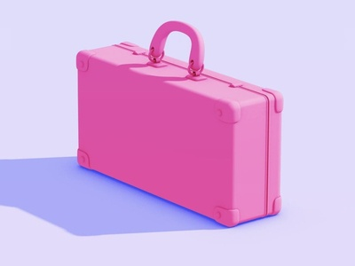 3D Luggage