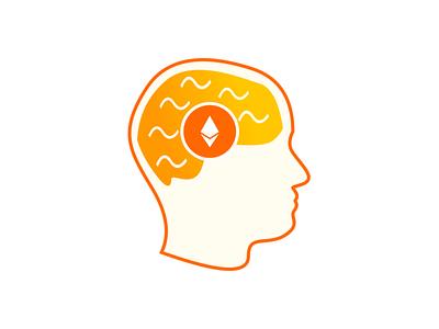 Proof of Humanity logo design illustration logo branding ui identity ethereum