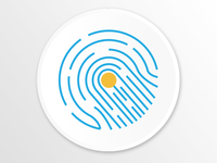 Swapy Financial ID action button