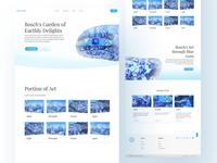 Website Concept UI