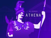 Kleros Athena illustration