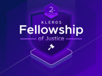 Kleros Fellowship of Justice 2nd Edition
