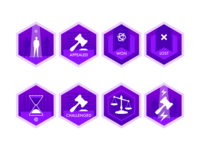 Icons for Kleros Email Notifications