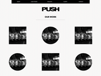 PUSH layout