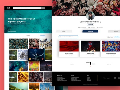 Clicks - A social network for Photographers