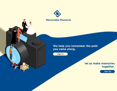Moments Web App
