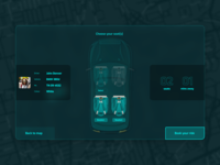 Taxi- Web App