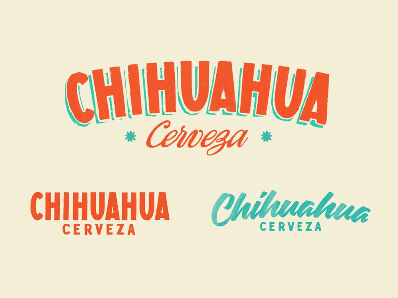 Chihuahua Cerveza Logos