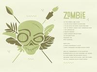 Zombie Recipe