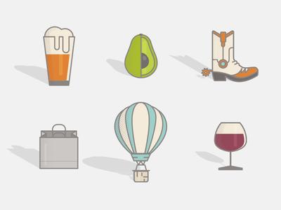 Craft Brew Republic Map Icons