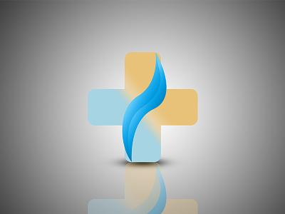 Hospital Logo graphic design potoshop design hospital logo