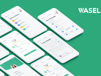 Wasel Mobile App
