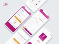 Re-Design Bank of Palestine App (Banky)