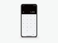 Daily UI #004 _Calculator