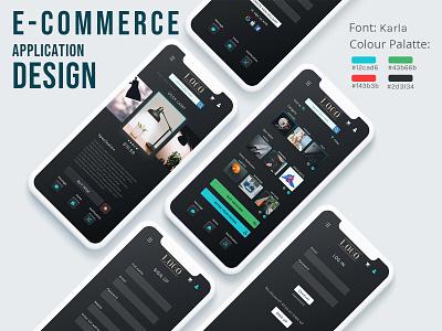 E-Commerce apps design logo clean ui photoshop advertising accessories business ui design fasion ecommerce app ecommerce ios app iphone apps app design