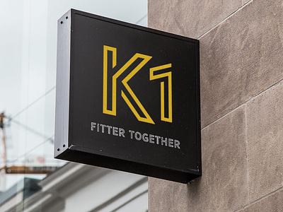 Gym Branding digital logo branding