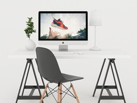 Nike - Concept Freelance Project