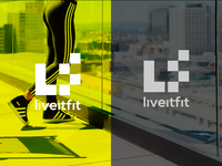LiveItFit Branding Concept
