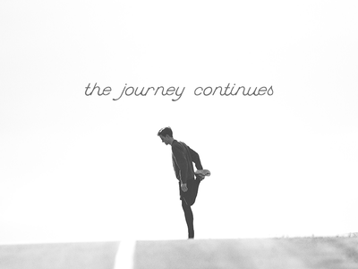 The journey continues concepts digital design