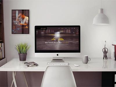 Prosper - Concept concept web design branding