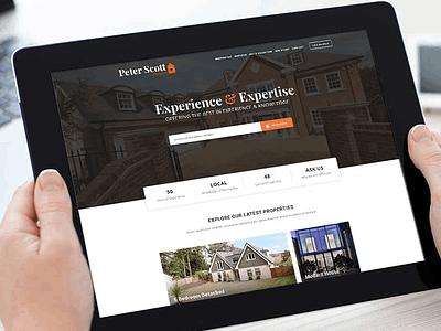 Web Design & Development project responsive web development web design