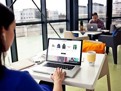 Ecommerce Project concept web development responsive web design design