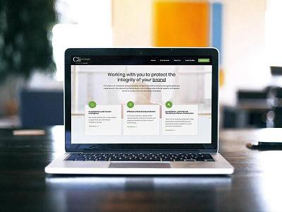 Corporate web project web digital design branding web development web design