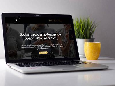 Marketing & SEO agency design digital concept design responsive branding web development web design