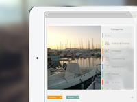 Photo Organizer App / Add to Categories