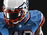 Chicago Staggs Uniform