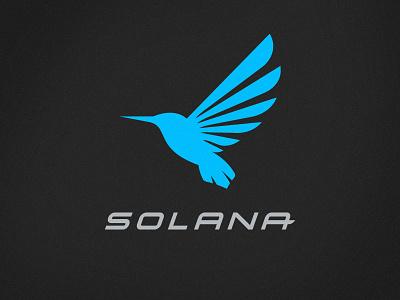Solana Golf Logo golf brand sports sports branding logotype branding brand identity logo mark logo sports logos sports logo