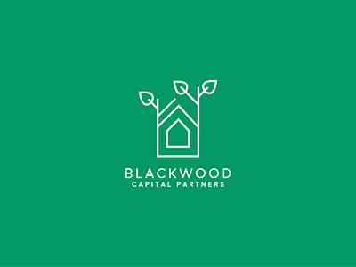 Blackwood - Logo Design illustration graphicever graphicdesigner graphicdesign flat minimal icon design vector logo