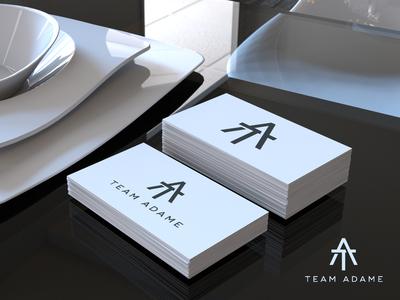 TEAM ADAME Logo Design graphicever logotype graphicdesign logomaker typography logomark brandmark best simple logoinspiration branding logodesigner vector identity designer design illustrator icon logos logo