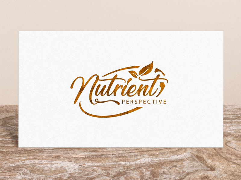 Nutrient Perspective Logo Design graphicever logotype graphicdesign logomaker typography logomark brandmark best simple logoinspiration branding logodesigner vector identity designer design illustrator icon logos logo