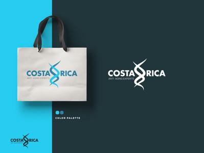 Costa Rica - Logo Design graphicever logotype graphicdesign logomaker typography logomark brandmark best simple logoinspiration branding logodesigner vector identity designer design illustrator icon logos logo