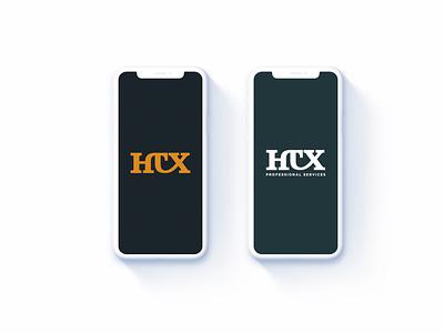 HTX Professional Services | Logo Design illustration flat graphicdesigner minimal graphicever graphicdesign icon design vector logo ui
